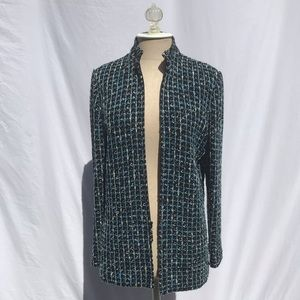 St. John Collection Boucle Knit Jacket